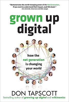 Grown Up Digital By Tapscott, Don