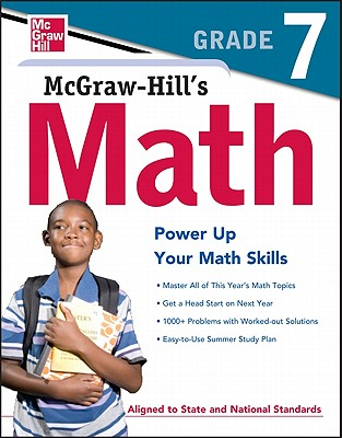 Mcgraw-hill's Math Grade 7 By McGraw-Hill