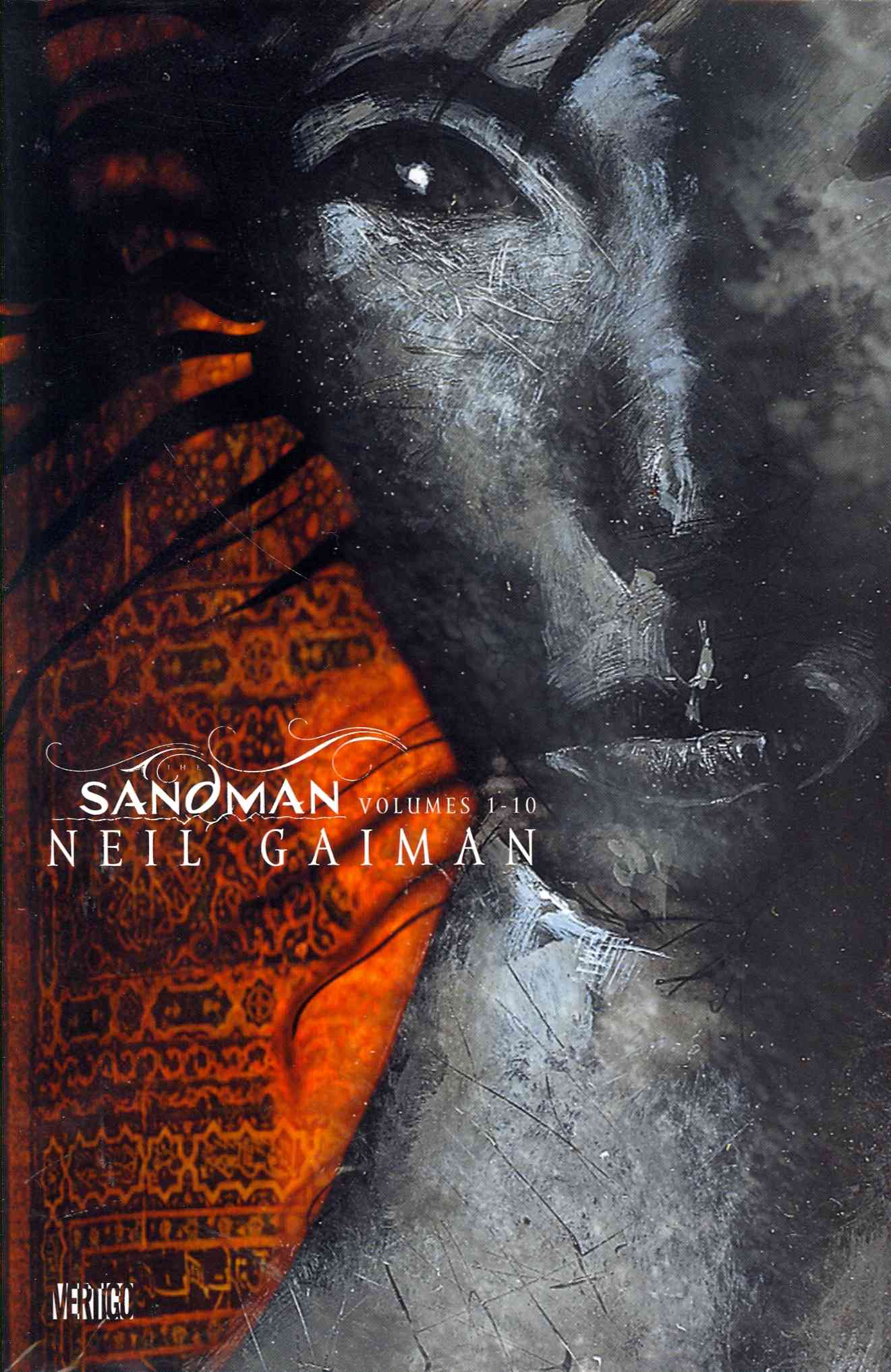 Sandman Slipcase Set By Gaiman, Neil